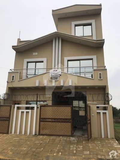 Double Storey Brand New House For Sale In CDA Sector I-16