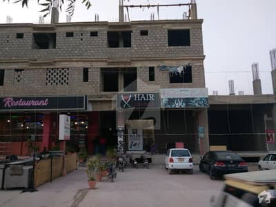 300 Sq Feet Shop Available For Sale At London Town Qasimabad Hyderabad