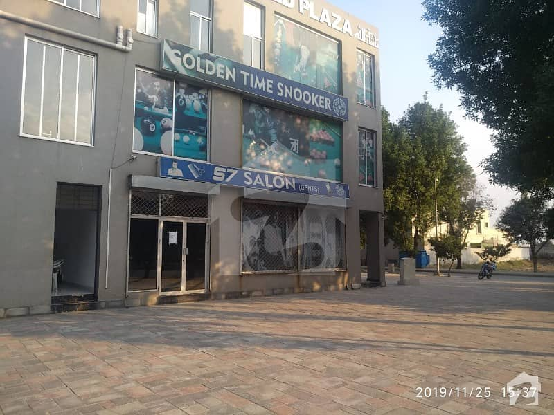 6 Marla Corner Palza For Sale In Overseas B