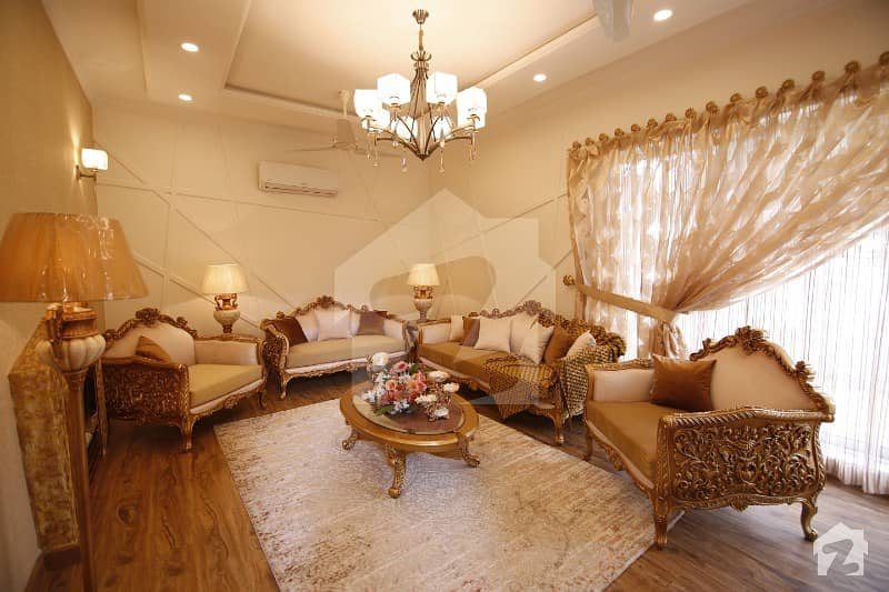 Gourmet Offers Luxurious One Kanal With Basement Fully Furnished House For Sale At Dha Phase 3 W Block