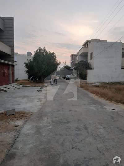 گلشنِ معمار - سیکٹر ٹی گلشنِ معمار گداپ ٹاؤن کراچی میں 10 مرلہ پلاٹ فائل 2.1 کروڑ میں برائے فروخت۔