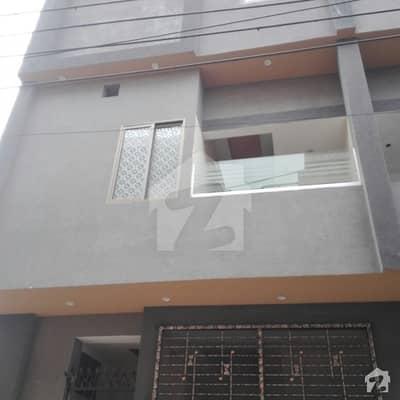 عامر ٹاؤن ہربنس پورہ لاہور میں 3 کمروں کا 2 مرلہ مکان 58 لاکھ میں برائے فروخت۔
