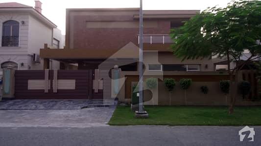 ڈی ایچ اے فیز 6 - بلاک ای فیز 6 ڈیفنس (ڈی ایچ اے) لاہور میں 5 کمروں کا 1 کنال مکان 3.99 کروڑ میں برائے فروخت۔