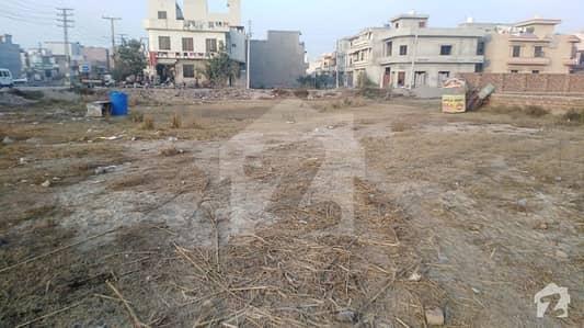 1 Kanal Semi Commercial Plot For Sale In E Block Of Jubilee Town Lahore