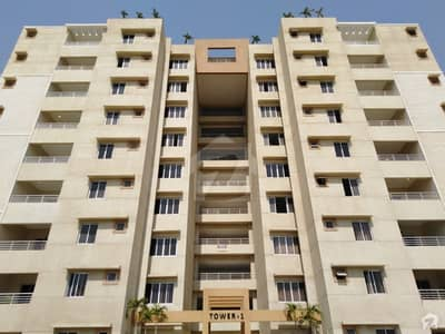 5th Floor Flat Facing Golf Course Is Available On Rent In Nhs Phase 4