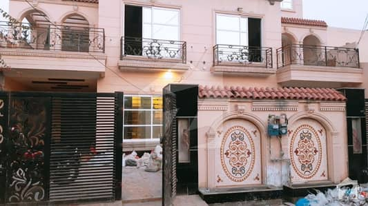 PIA HOUSING SCHEME LHR 10 MARLA NEWLY HOUSE FOR SALE