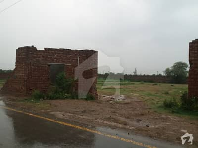 8 Kanal Land Is Available For Sale On Main Halloki Road Lahore