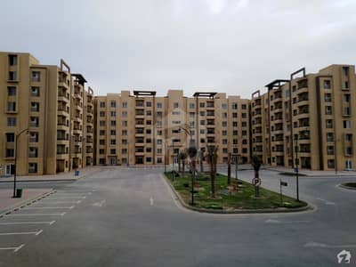 West Open Brand New 2 Bed Apartment For Sale In Bahria Town Karachi