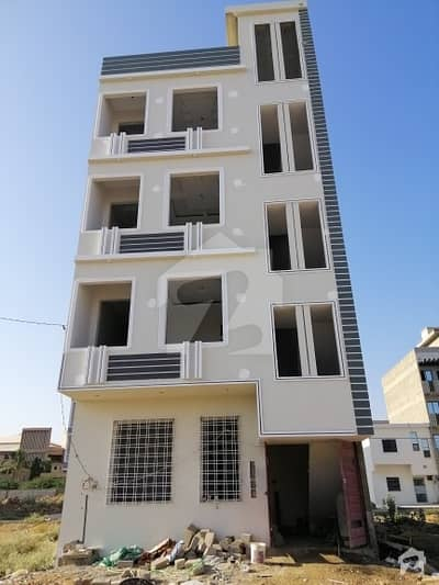 Brand New Flat 850Sqft Available For Sale