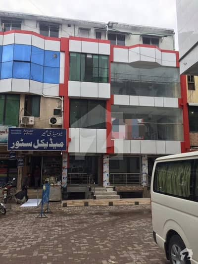 Unit For Sale In G-9 Markaz Islamabad