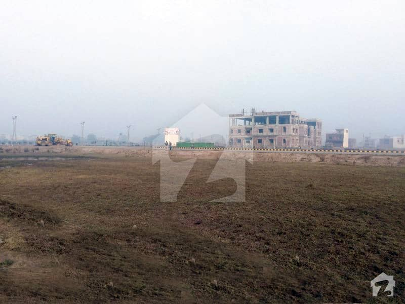 2 Marla Commercial Plot  Overseas Block On 5 Years Installment Al Rehman Garden 2