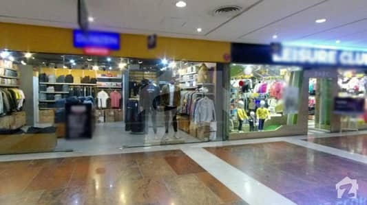 518 Sq Feet Commercial Shop For Sale In Fortress Square Mall Cantt Lahore