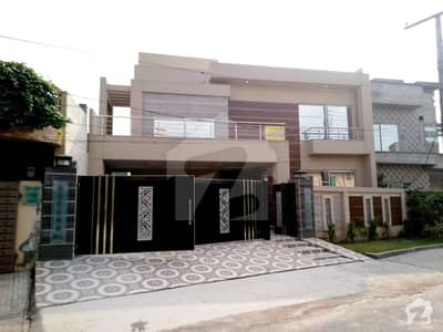 15 Marla House For Sale In D Block Of Punjab Govt Employees Society Phase 2 Lahore