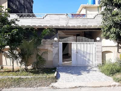 6 Marla Single Storey House For Sale In Pakistan Town Phase 1