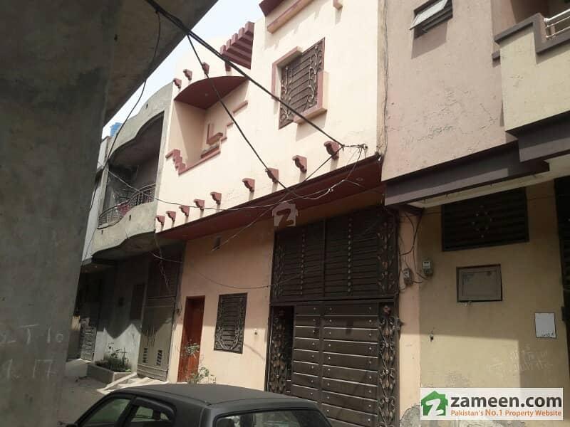 5 Marla House On Good Location