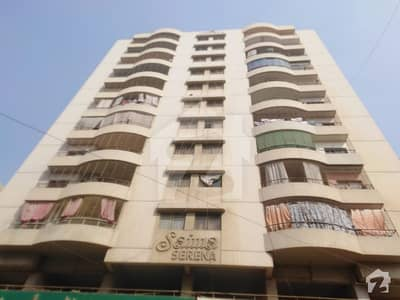2 Bed Drawing Dining Luxury Flat For Rent In Saima Serena
