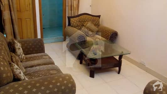2 Bed Apartment For Rent In Phase 6 Nishat Commercial Fully Furnished