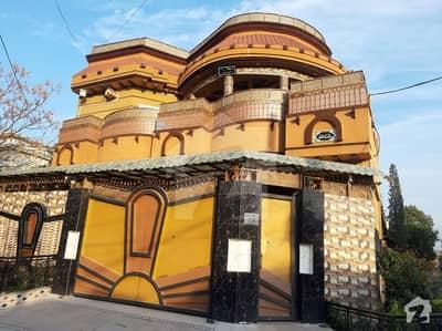 حیات آباد فیز 1 حیات آباد پشاور میں 9 کمروں کا 10 مرلہ مکان 3.9 کروڑ میں برائے فروخت۔