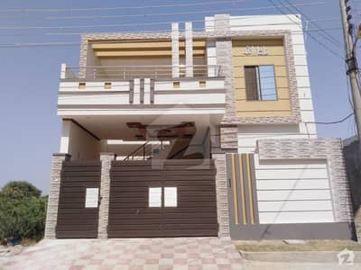 5 Marla Double Story House Is Available For Sale