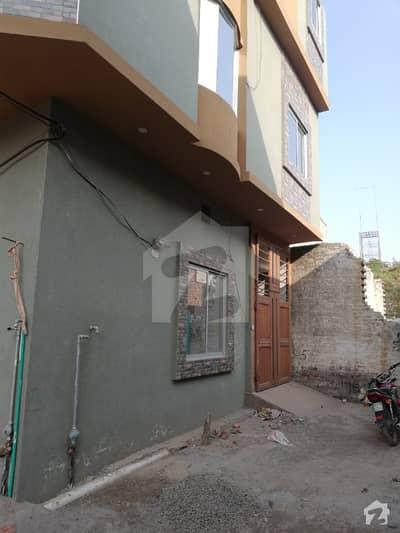Mian Farooq Estate Offers 3 Marla Double Storey Corner  House For Sale