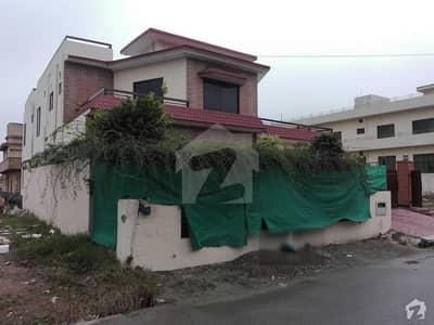 سوان گارڈن ۔ بلاک ایف سوان گارڈن اسلام آباد میں 1 کنال مکان 2.9 کروڑ میں برائے فروخت۔
