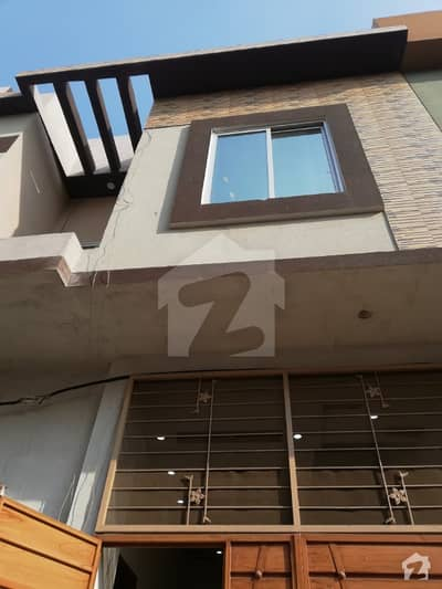 Mian Farooq Estate Offers 3 Marla Double Storey House For Sale