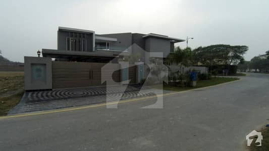 42 Marla Brand New House For Sale In A Block Of Park View Lahore