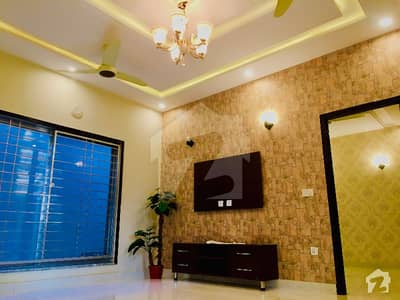 5 Marla Brand New Lavish House Available For Sale In State Life Housing Society Phase 1 Lahore