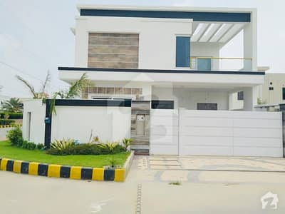 21 Marla Designer Design Corner House For Sale  Citi Housing Gujranwala  Phase 2