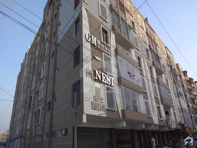 5th Floor Flat Available For Sale At My Nest Apartment Wadhu Wah Road Qasimabad Hyderabad