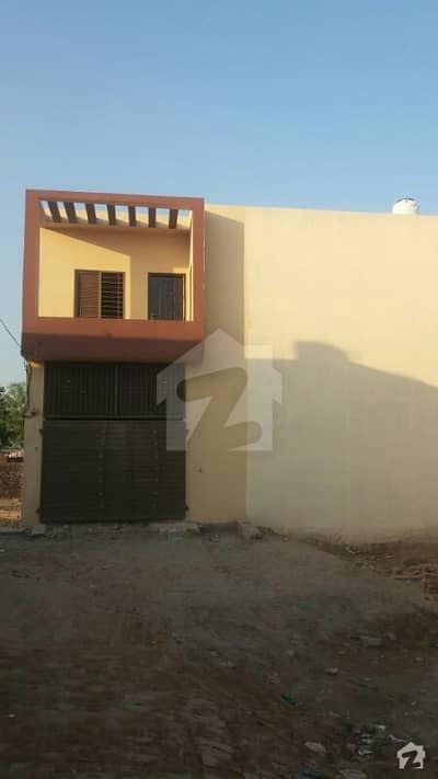 نارتھ گلگشت ملتان میں 2 کمروں کا 4 مرلہ مکان 40 لاکھ میں برائے فروخت۔