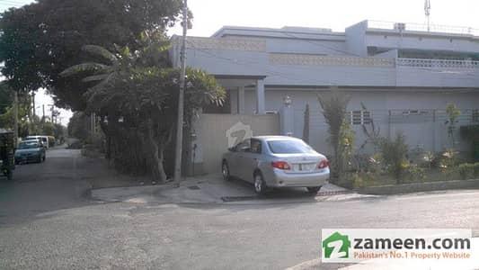 10 Marla Home For Sale In Askari-I Sialkot Cantt