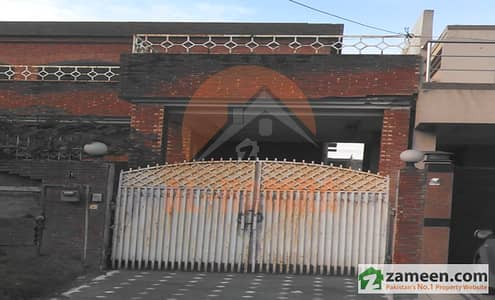 20 Marla Combined Home For Sale In Askari-i Sialkot Cantt