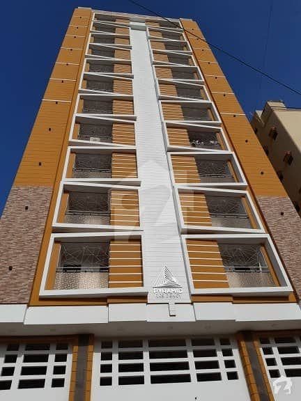 Clifton Block 1 Pyramid Residency 10th Floor Apartment For Sale