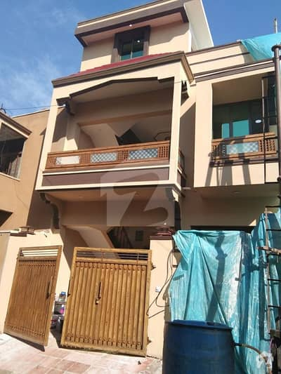 Newly Constructed 5 Marla Double Storey House For Sale In Airport Housing Society Rawalpindi