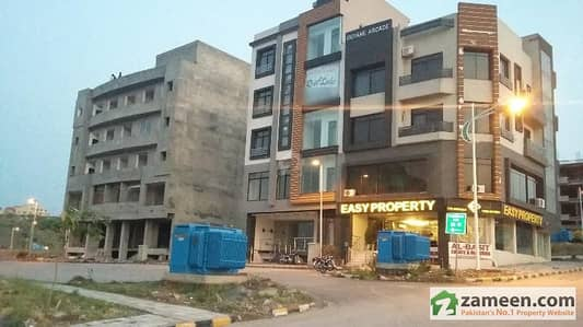 Bahria Town Phase 7 Five Marla Corner Plaza For Sale