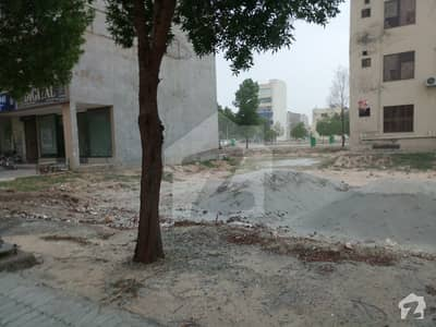 5 Marla Commercial Plot Sector C Near Ravi Resturant Bahria Town
