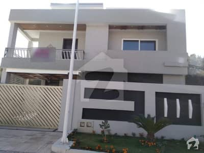 Brand New 10 Marla Beautiful House Is Available For Sale And Location Is Outstanding