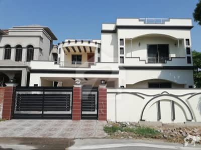 Brand New 1 Kanal Corner House Is Available For Sale In DC Colony Block Jehlum Gujranwala