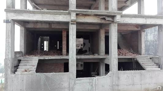 بحریہ ٹاؤن فیز 7 بحریہ ٹاؤن راولپنڈی راولپنڈی میں 8 مرلہ عمارت 5.5 کروڑ میں برائے فروخت۔