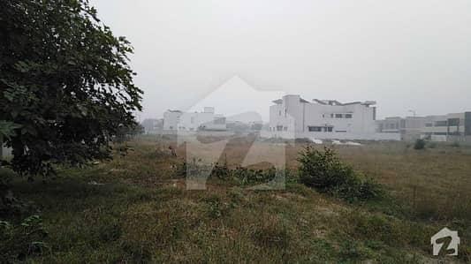 ڈی ایچ اے فیز 6 - بلاک کے فیز 6 ڈیفنس (ڈی ایچ اے) لاہور میں 2 کنال رہائشی پلاٹ 7 کروڑ میں برائے فروخت۔