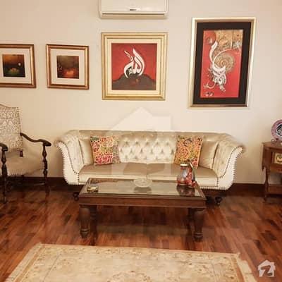 Full Furnished Ground Floor Portion For Rent