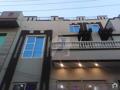 3.5 Marla Brand New Double Storey House Is Available For Sale