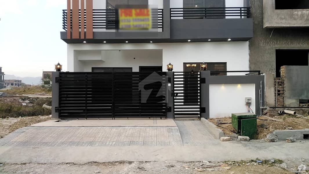 D-12/1 Luxury 4 Marla Brand New House Is Available For Sale