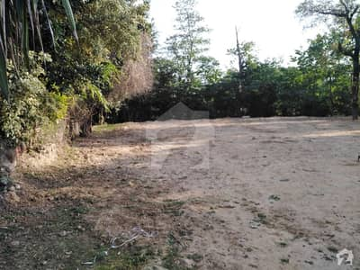 Residential Corner Plot With Extra Land Is Available For Sale