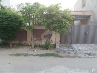 Single Story Beautiful House For Sale At Jawad Avenue Okara