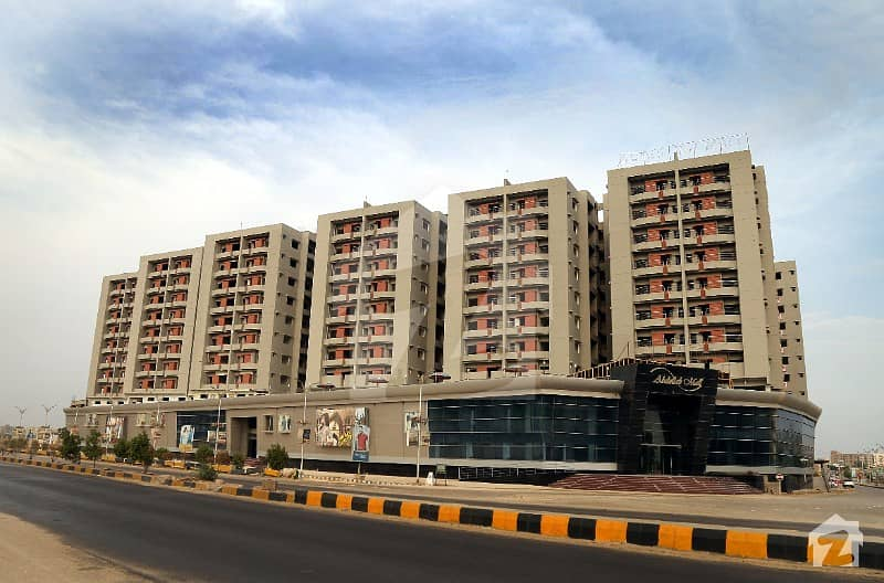 Super Luxury Apartment Is Available For Sale In Abdullah Sports Towers