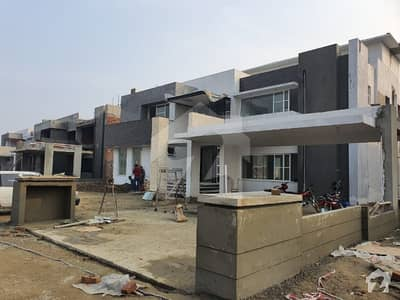 Two Kanal Brand New House On 3 Year Easy Installments A Royal Class Triple Story Bungalow For Sale In Defence Raya