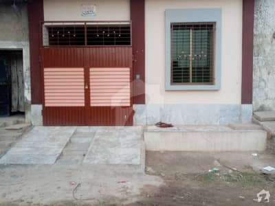 Double Story Beautiful House For Sale At Al Rehman Town Okara