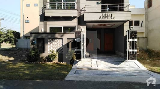 5 Marla Brand New House For Sale In N1 Block Of Izmir Town Lahore